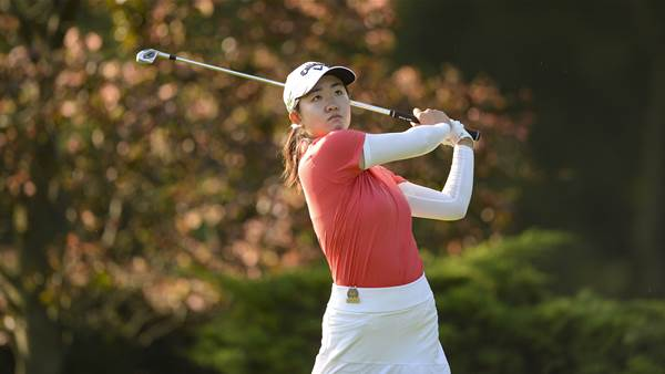 Zhang, Davis To Square Off in Girls' Junior Final