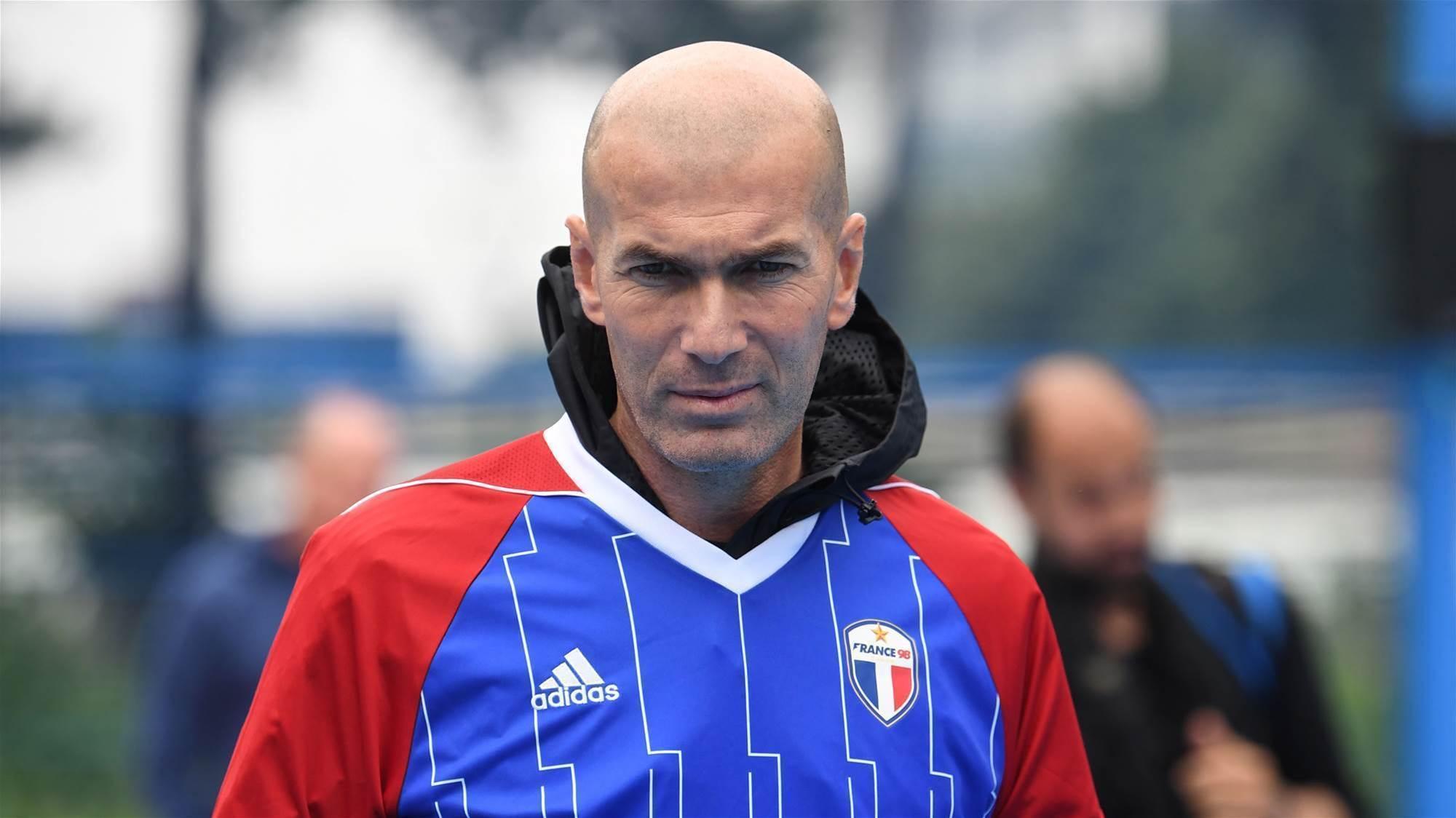 Zidane: I don't want the France job yet