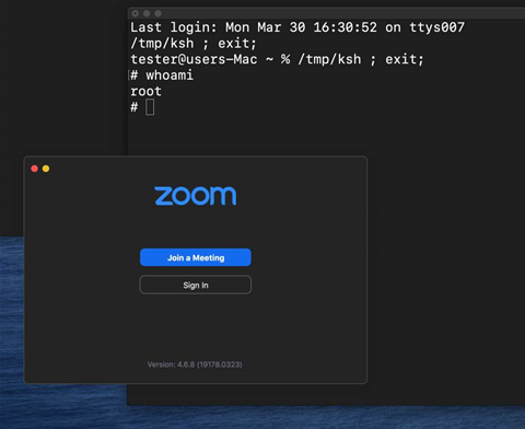 Infosec researchers at loggerheads as new Zoom zero-day goes public