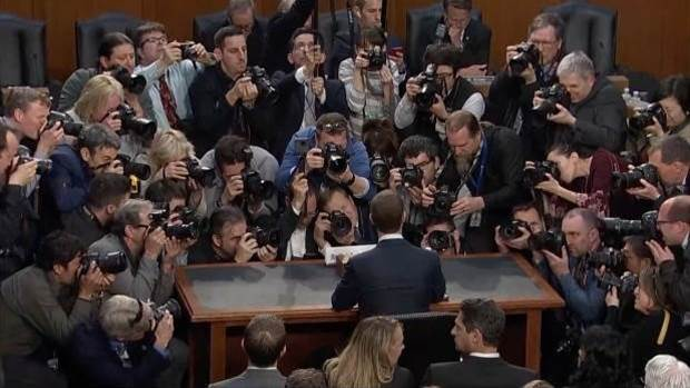Four moments where Congress made Mark Zuckerberg break a sweat