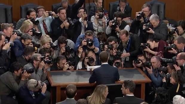 Four moments where Congress made Mark Zuckerberg break a sweat
