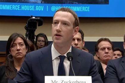 Zuckerberg leaves Washington unscathed, despite these fine efforts to make him sweat