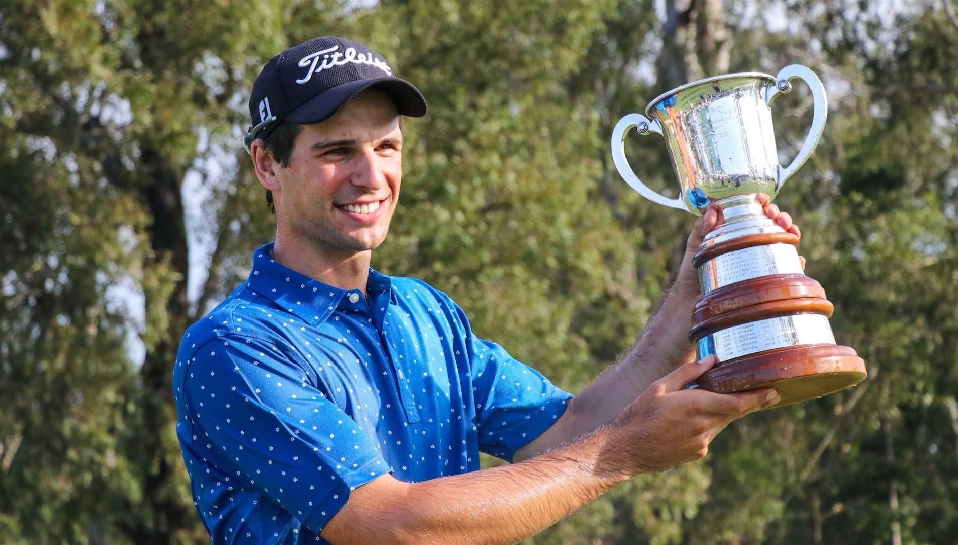 Jordan Zunic claims thrilling Queensland Open victory
