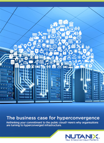 The business case for hyperconvergence
