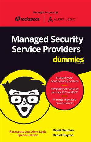 Managed Security Service Providers for Dummies