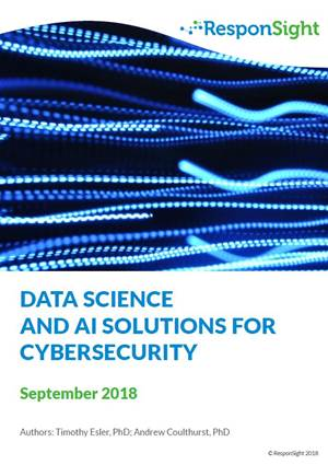 Data Science and AI Solutions for Cybersecurity