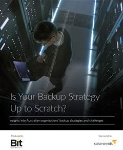 Is Your Backup Strategy Up to Scratch?