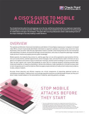 Your mobile devices may not be secure – learn how to fix that