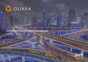 Is your AWS framework well-architected?
