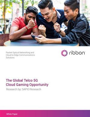 The global telco 5G cloud gaming opportunity