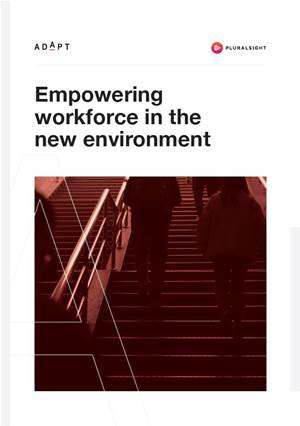Empowering workforces in the new environment