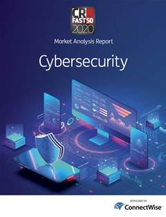 CRN 2020 Fast50 cybersecurity report