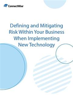 Mitigate tech risk in your business