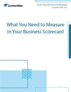 Create your business scorecard
