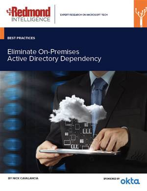 Best Practices: Eliminate On-Premises Active Directory Dependency