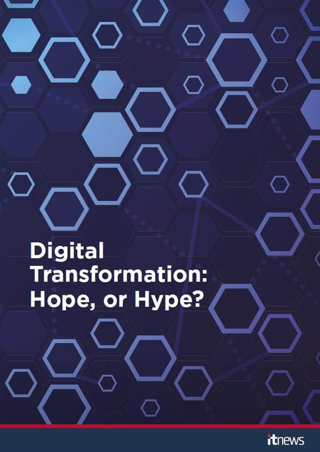 Digital Transformation: Hope, or Hype?