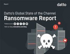 Wake up your clients to the ransomware threat