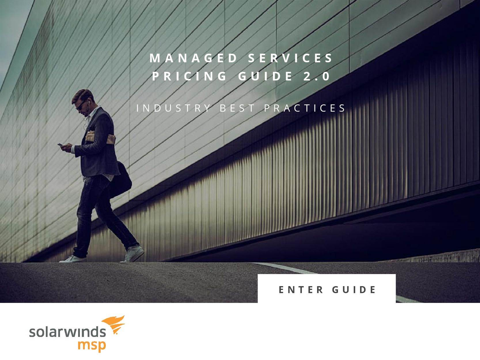 Managed Services Pricing Guide 2.0: Industry Best Practices