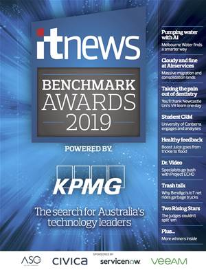 And the winners are ... the 2019 iTnews Benchmark Awards victors revealed