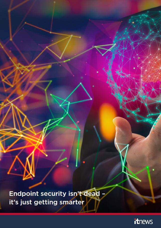 Report: ANZ IT Decision Makers - Top Priorities for Endpoint Security 2018