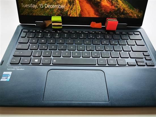 Teclado 2 en 1 Dynabook Portege X30W-J