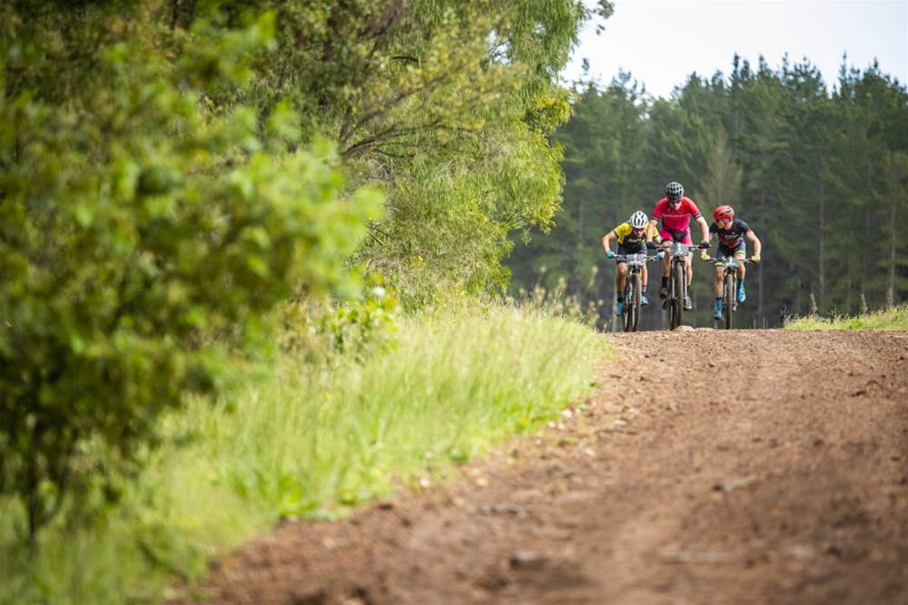 The Journey to Cape Epic 2019