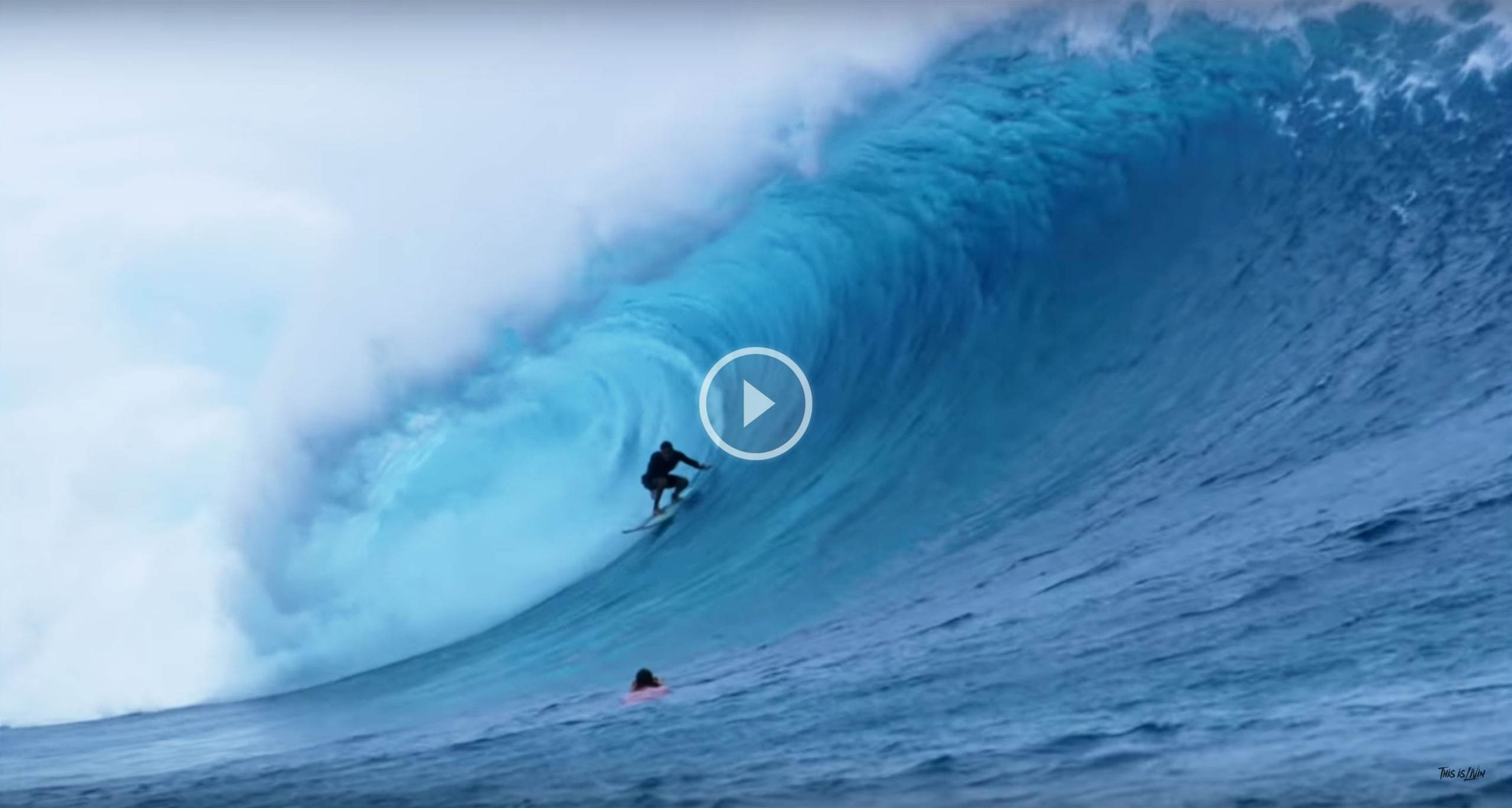 Watch: Koa Rothman Tackle XXL Cloudbreak