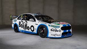 Winterbottom hopes for sting in the tail at Bathurst