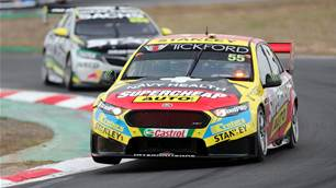 Tickford Ford aces to turn up the heat after winter testing
