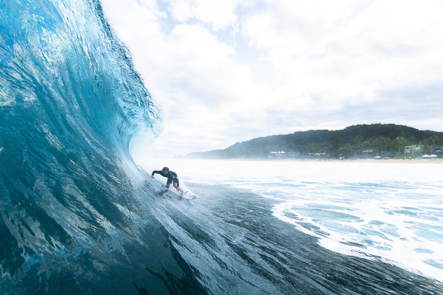 Could a AFL playing school Kid be Victorian surfing's Next Big Thing?