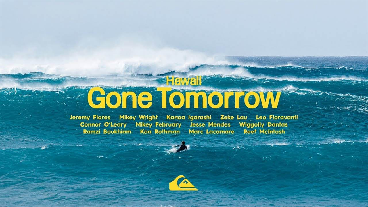 Gone Tomorrow: Hawaii