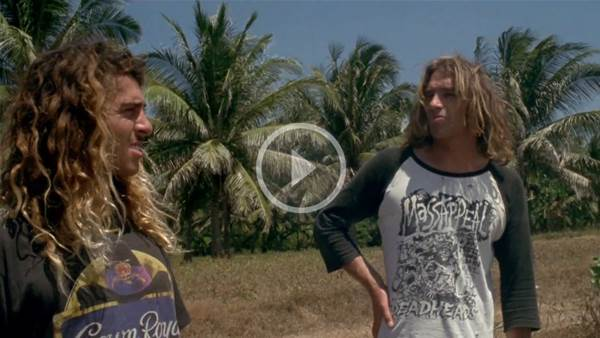 Dane Reynolds and Craig Anderson Tango once more