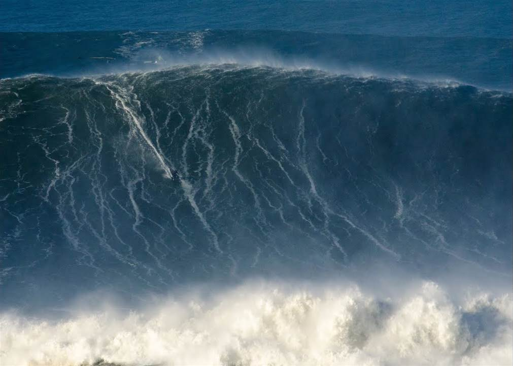 Nazaré's Code Black Highlight Reel