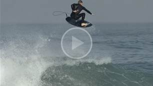 Chippa Wilson and Brendon Gibbens Peer Through the Pines
