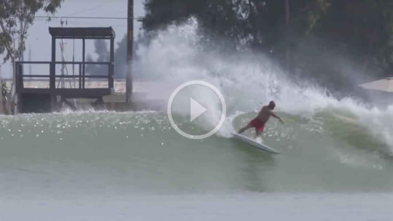 Kelly Slater's Freshwater Sleds