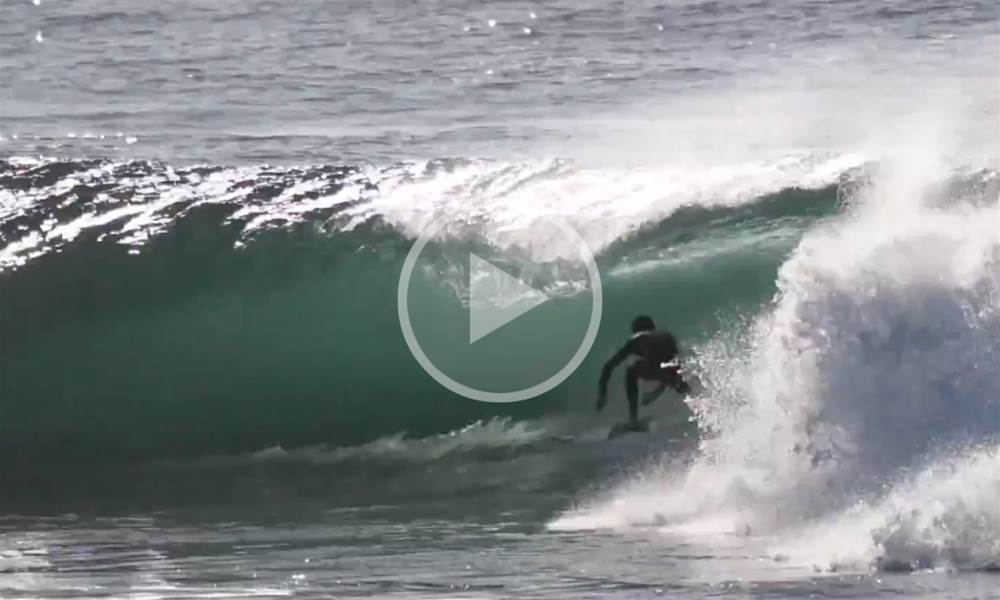 Laurie Towner and Friends Enjoy a Mysto North Coast Slab