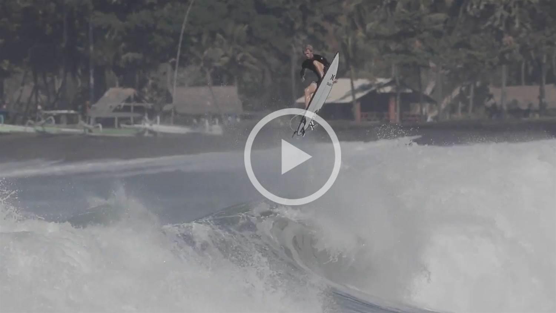 Bali - The Freesurf Sessions