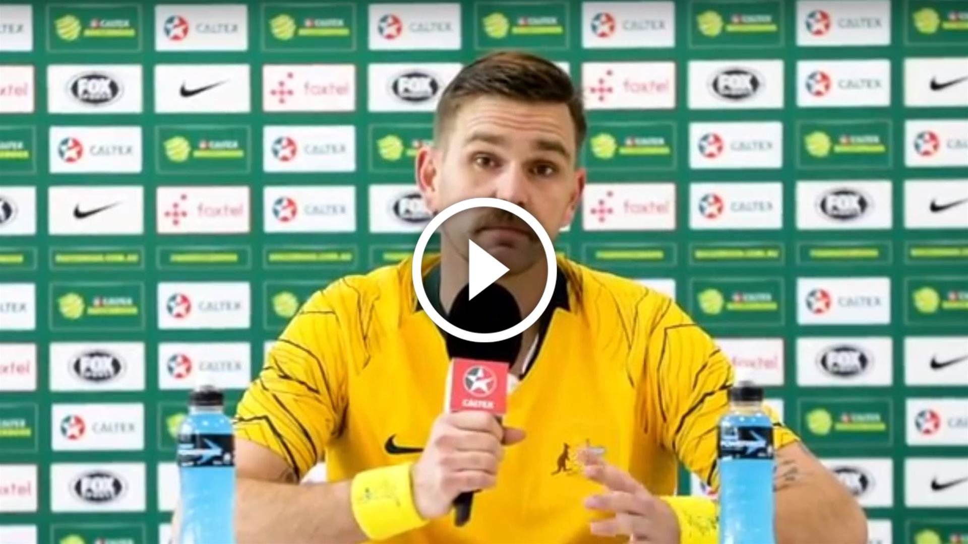 What inspiration can the Caltex Socceroos draw from Harley Breen?