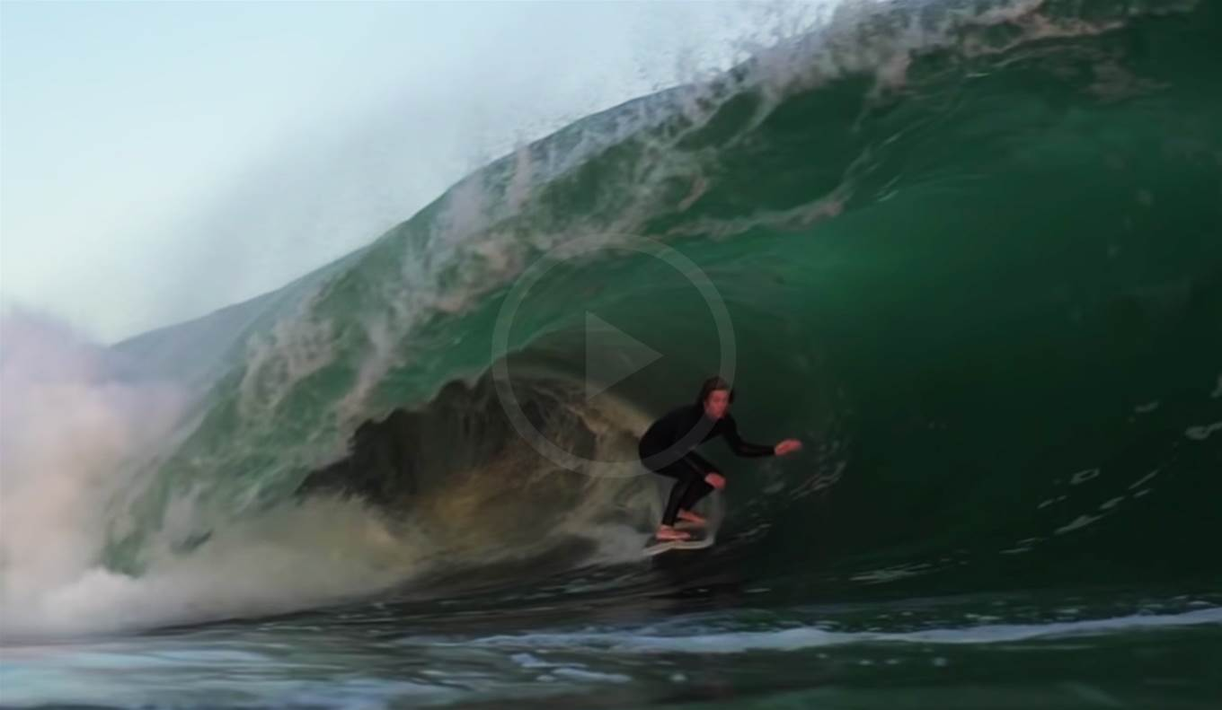 The Wedge Always Entertains!