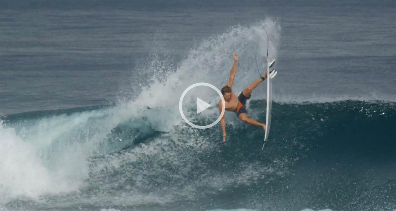 Ryan Callinan's Fijian Fling