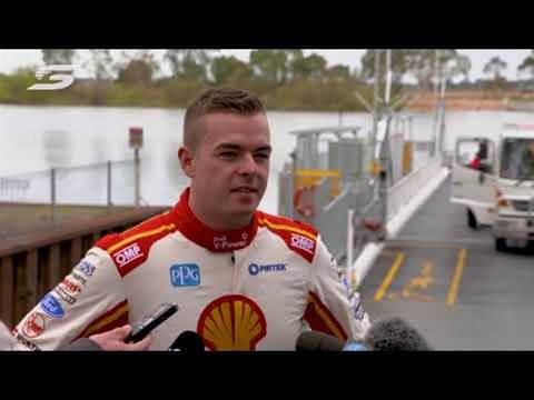 McLaughlin sets sail for victory in SA