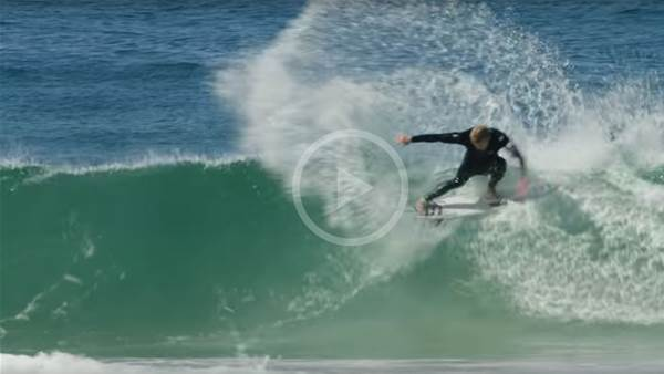 Mick Fanning and an Array of Craft