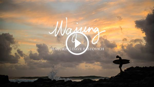 'Wajung' Featuring David Rastovich