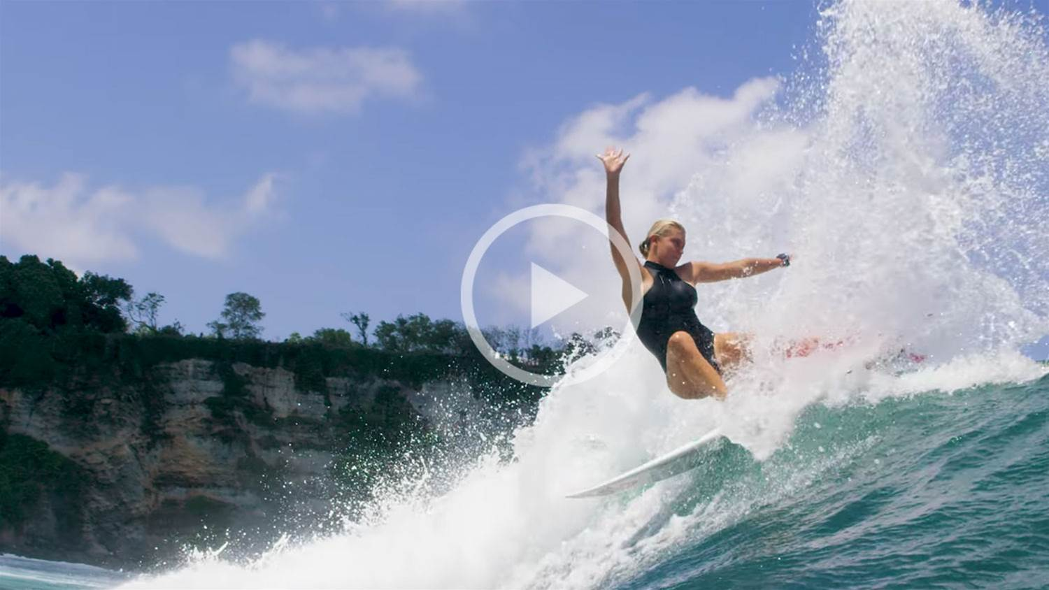 The Rip Curl Women On the Island of the Gods