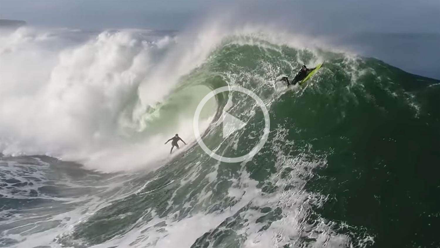 Meet the Pioneers of Irish Surfing