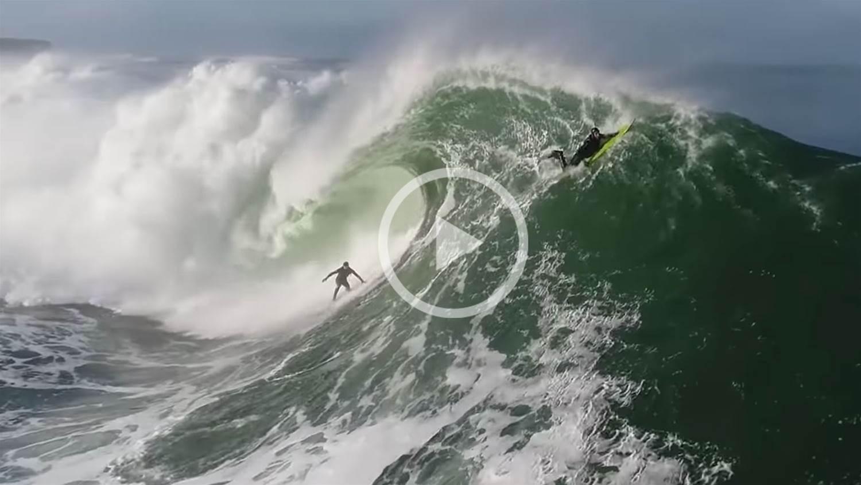 Meet the Pioneers of Irish Surfing