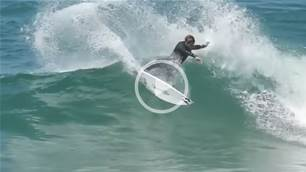 Griffin Colapinto and Kanoa Igarashi slay Portugal