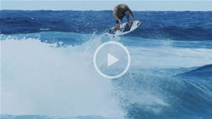 Noa Deane Lets It Fly At Home