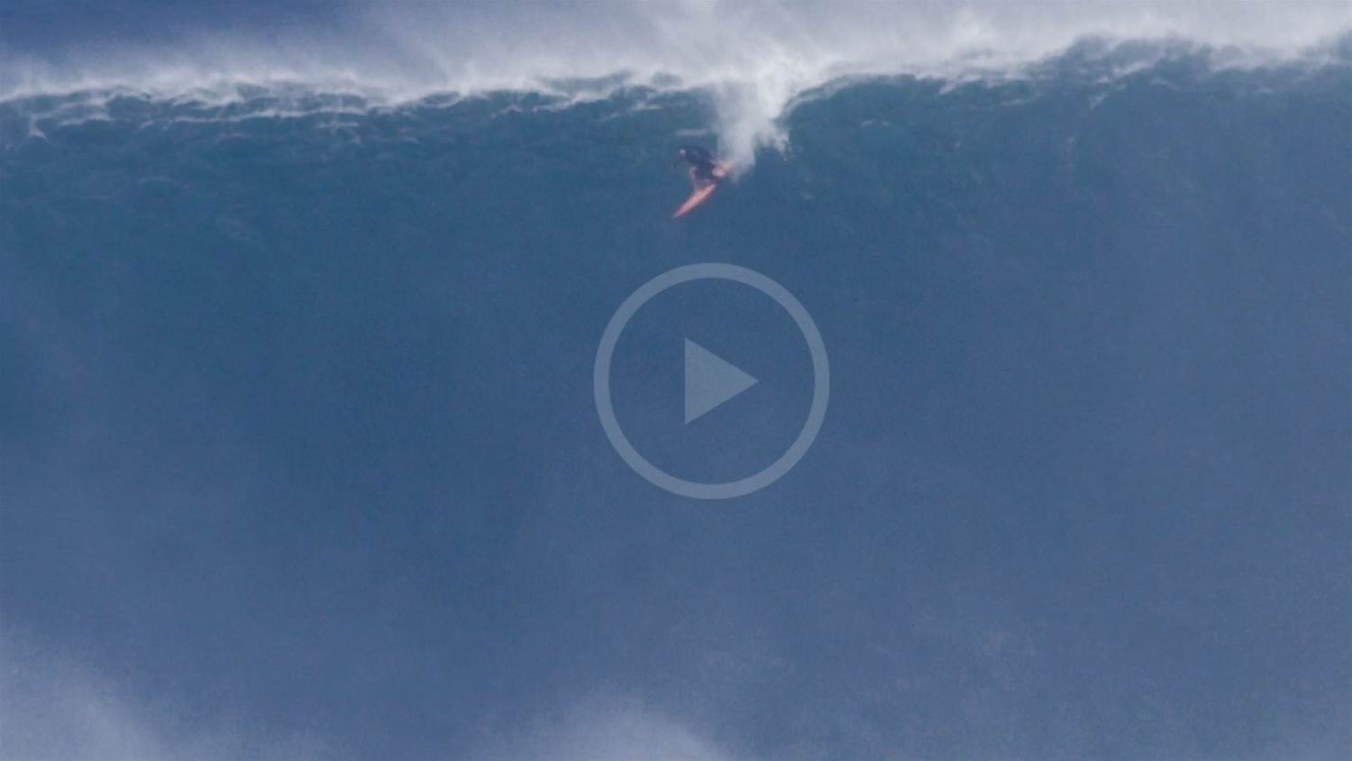Watch: Eli Olsen's Monster Outer Reef Session
