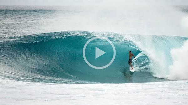 Watch Joel Parkinson, Griffin Colapinto, Italo Ferreira and Seth Moniz Dance in the Tradewinds